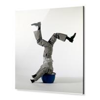 """Impression sous Acrylique """"Le mannequin"""""""