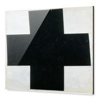 """Acrylic Print """"Croix  [noire]"""""""