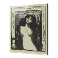 """Impression sous Acrylique """"Madonna"""""""