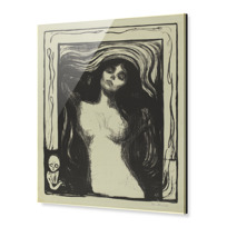 "Acrylic Print ""Madonna"""