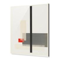 """Acrylic Print """"Portfolio des maîtres du Bauhaus: (sans titre)"""""""