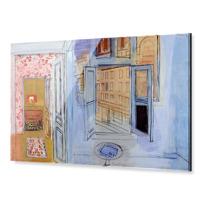 """Acrylic Print """"L'Atelier de l'impasse Guelma"""""""