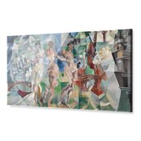 """Acrylic Print """"La Ville de Paris"""""""