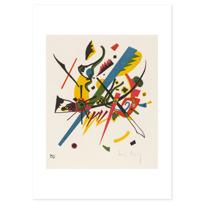 "Art Print ""Kleine Welten I (Petits Mondes I)"""