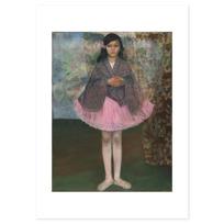 "Art Print ""Petite danseuse"""