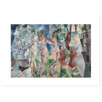 """Art Print """"La Ville de Paris"""""""