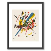 """Framed Art Print """"Kleine Welten I (Petits Mondes I)"""""""
