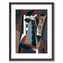 """Framed Art Print """"Nature morte sur une chaise"""""""