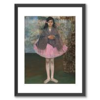 """Affiche Encadrée """"Petite danseuse"""""""