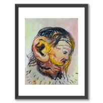 "Framed Art Print ""Ralf III"""