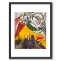 "Framed Art Print ""Dimanche"""