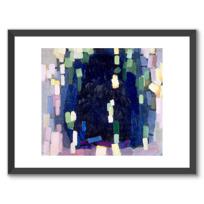 """Framed Art Print """"Chute"""""""