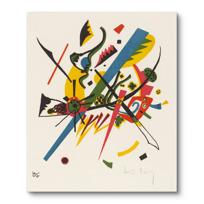 """Canvas Print """"Kleine Welten I (Petits Mondes I)"""""""
