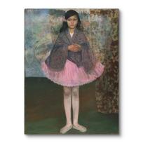 """Canvas Print """"Petite danseuse"""""""