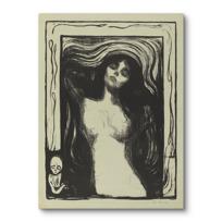 "Canvas Print ""Madonna"""