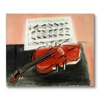 """Canvas Print """"Le Violon rouge"""""""
