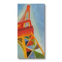 """Canvas Print """"La Tour Eiffel"""""""