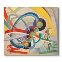 "Canvas Print ""Hélice et rythme"""