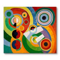 """Canvas Print """"Rythme, Joie de vivre"""""""