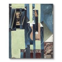 """Canvas Print """"La Guitare"""""""