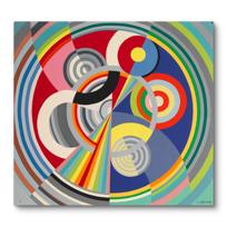 """Canvas Print """"Rythme n° 1"""""""
