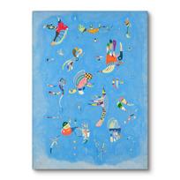 """Canvas Print """"Bleu de ciel"""""""