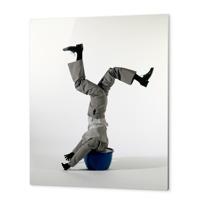 """Impression Aluminium """"Le mannequin"""""""