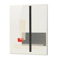 "Impression Aluminium ""Portfolio des maîtres du Bauhaus: (sans titre)"""