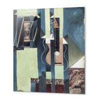 """Impression Aluminium """"La Guitare"""""""