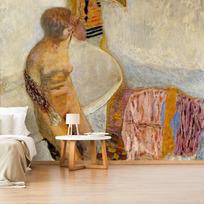"""Removable wallpaper """"Nu à la baignoire"""""""