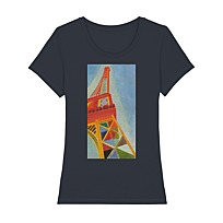"Women's T-Shirt ""La Tour Eiffel"""