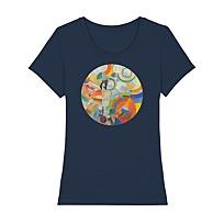 """T-Shirt Femme """"Manège de cochons"""""""