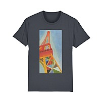"Men's T-Shirt ""La Tour Eiffel"""